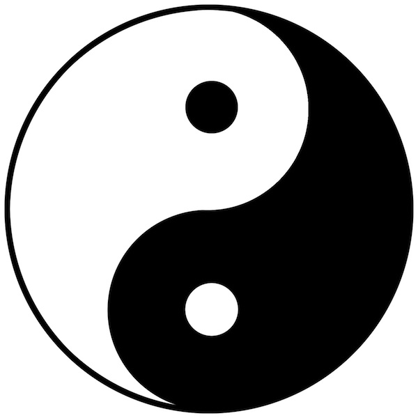 The trouble with advice - yin yang